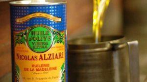 huile d'olive aoc