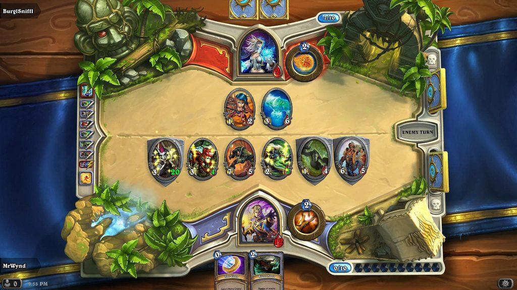 Hearthstone, jeu de cartes en ligne