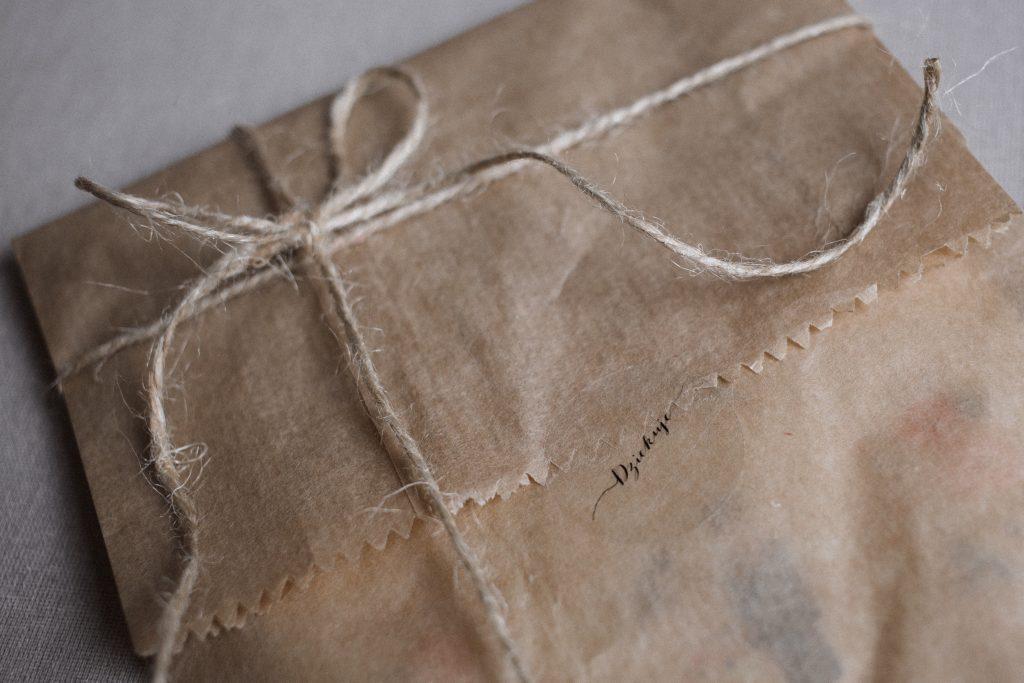 Enveloppe pour manuscrit