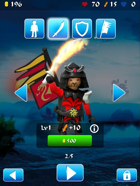 Jeu Playmobil Dragons Android