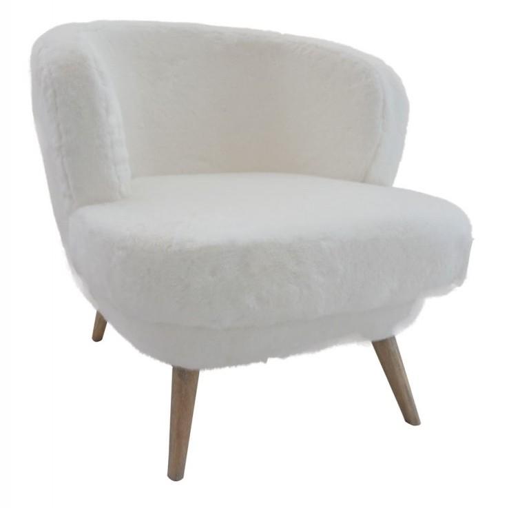 fauteuil-fourrure-salon